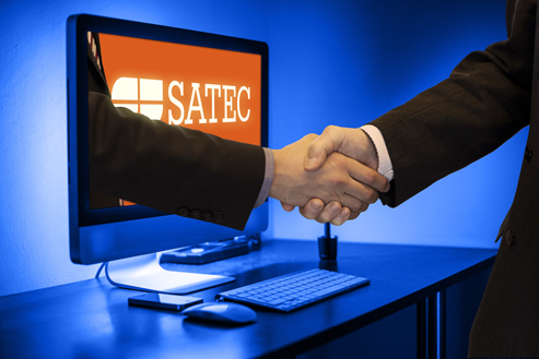 Are you the future SATEC-partner? Come work with us!